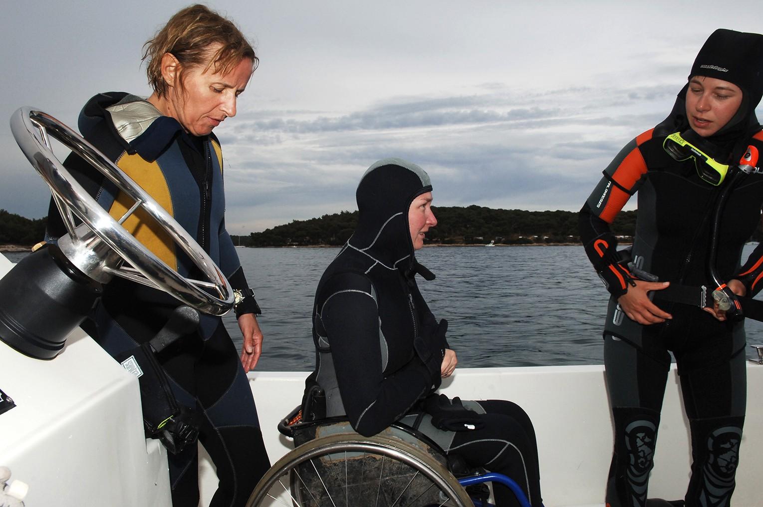 Stranica za upoznavanje osoba s invaliditetom