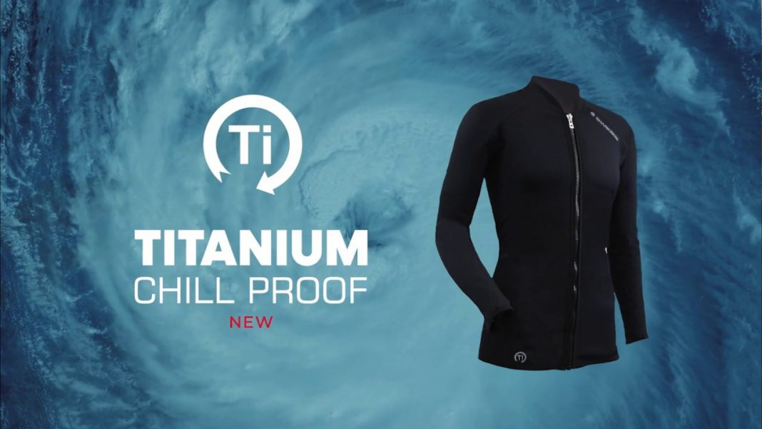 Sharkskin Titanium Chillproof